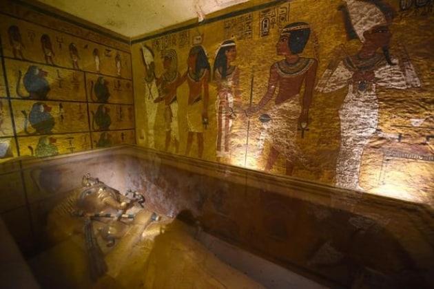 Nella tomba di Tutankhamon non ci sono misteri da scoprire