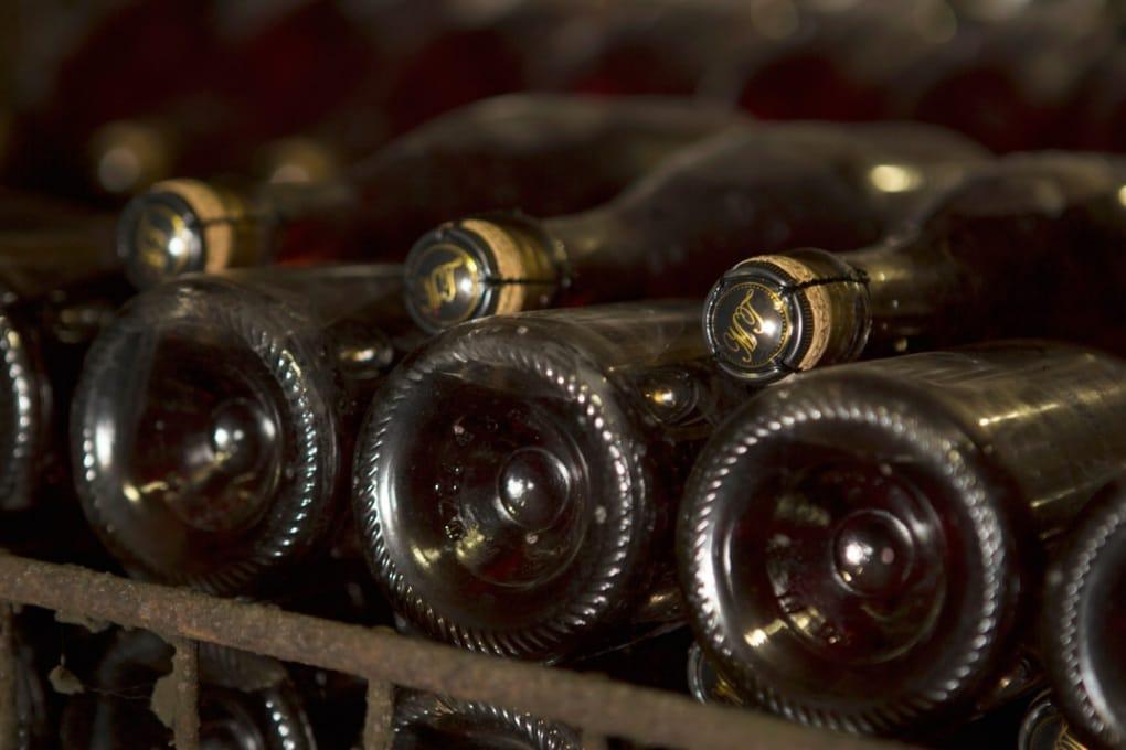 Lo champagne invecchiato 170 anni