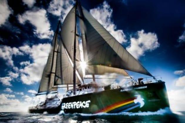 Ambiente. Greenpeace compie 45 anni