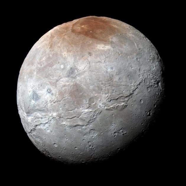 Dai crateri su Plutone e Caronte si capisce: ci sono pochi oggetti piccoli nella Fascia di Kuiper