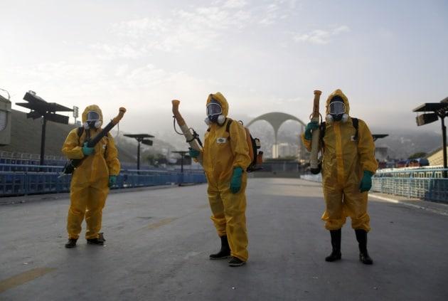 Le 4 ragioni del boom di epidemie su larga scala