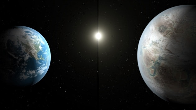 12 esopianeti simili alla Terra
