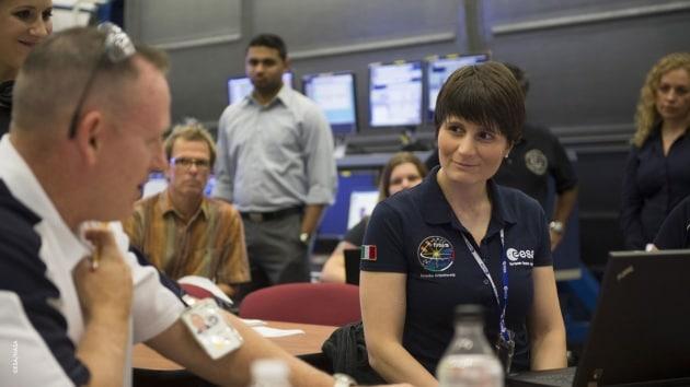 Astrosamantha, la donna dei record nello spazio arriva al cinema