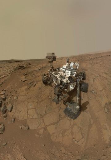 Tre anni su Marte