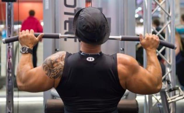 Fitness: Gb, 'bigorexia' per 10% maschi palestrati che si vede flaccido
