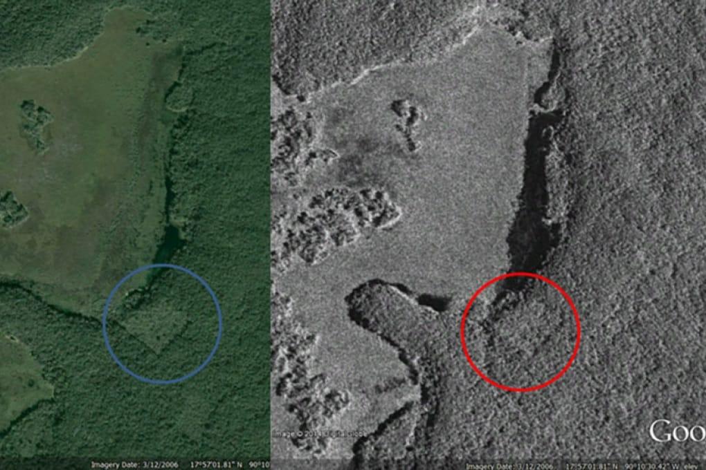 Il 15enne, Google Earth e la città Maya perduta (anzi, no)