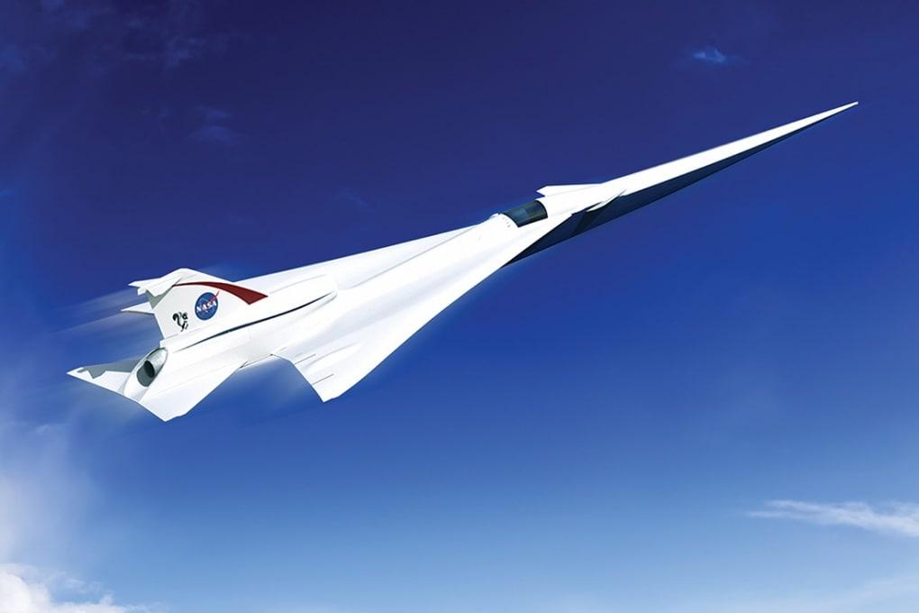 Oltre il muro del suono: dal Concorde al QueSST
