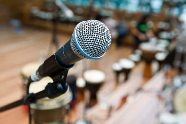 Microfoni al grafene