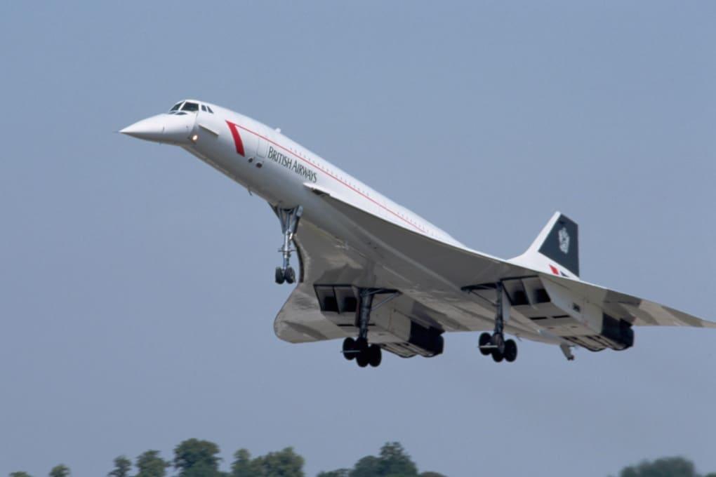 Il ritorno del Concorde