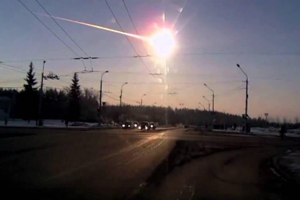 La caduta di un meteorite ha ucciso un uomo