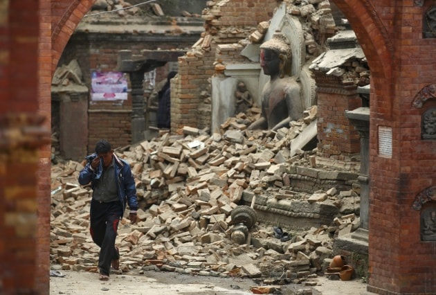 Il terremoto in Nepal ha seguito un ciclo storico