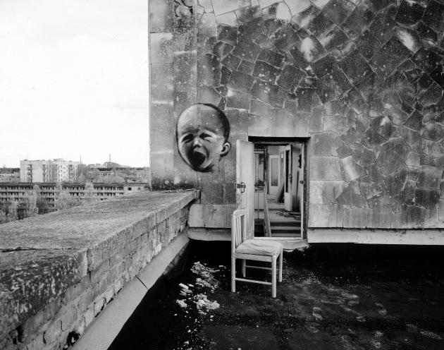 Chernobyl: i murales di Prypiat
