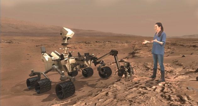 Turisti su Marte, (quasi) per davvero