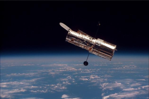 Hubble, storia di un occhio spalancato sul cosmo