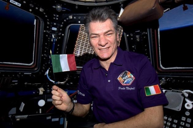 Paolo Nespoli di nuovo sulla ISS nel 2017. Forse