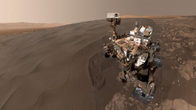 Curiosity, da 4 anni in esplorazione su Marte