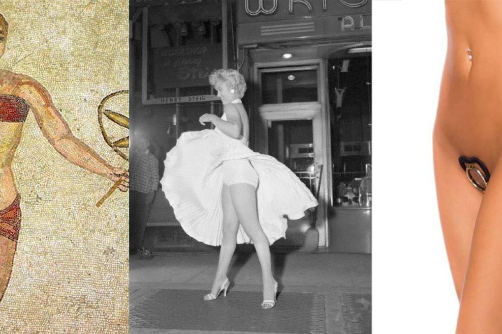 La storia delle mutande