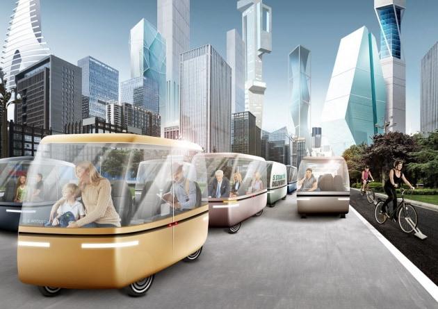 Le città del 2045