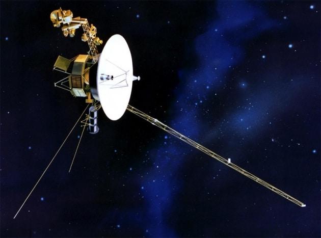 Voyager 1 nel fango magnetico, ai confini del Sistema Solare