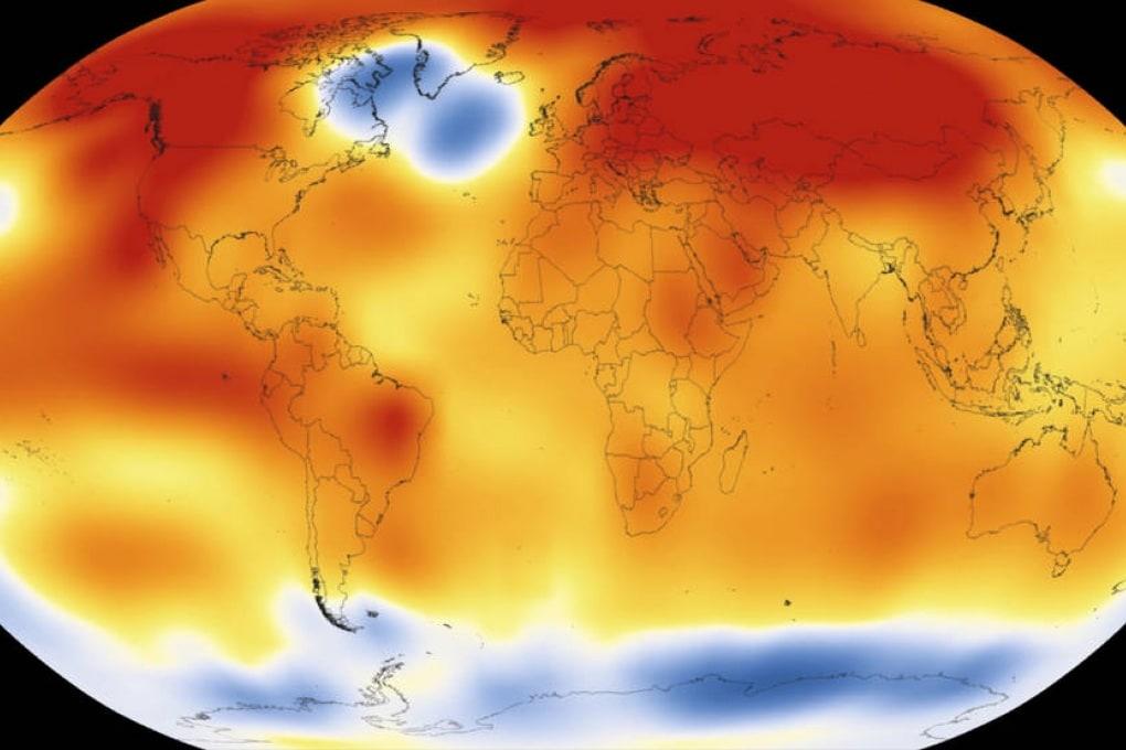È ufficiale: il 2015 è stato davvero l'anno più caldo mai registrato