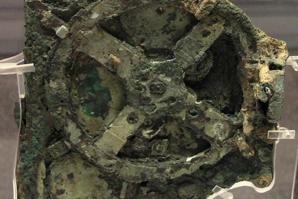 Che cos'è il meccanismo di Antikythera?