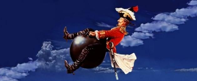 Paradossi: il cannone di Newton