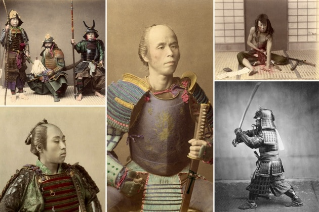 14 cose che (forse) non sai sui samurai