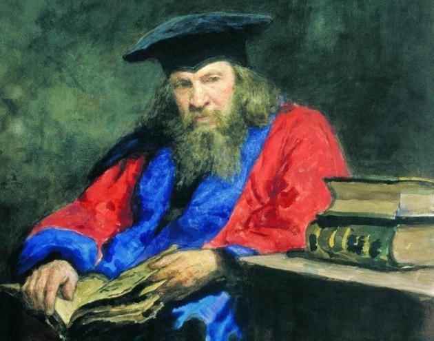 Dmitrij Mendeleev, l inventore della tavola periodica