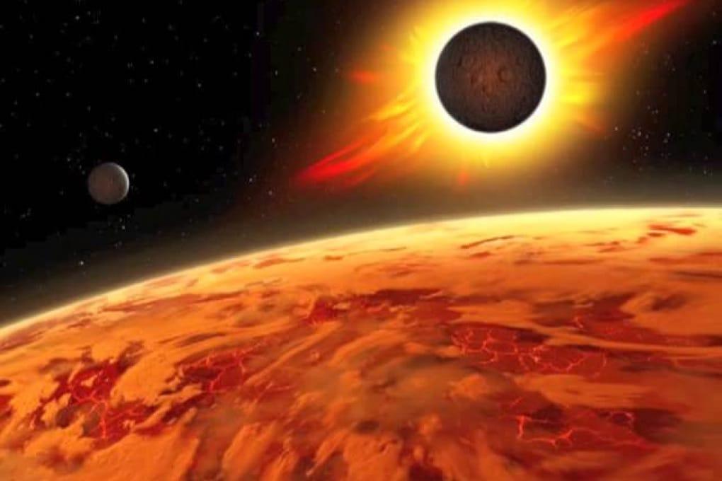Il pianeta che non c'è