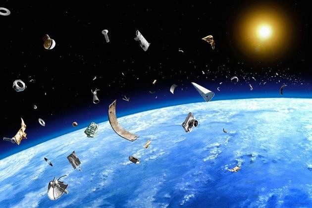 E se la prossima guerra fosse causata dai detriti spaziali?