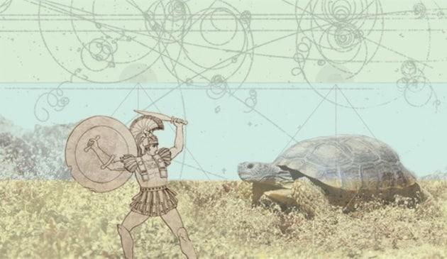 Paradossi eterni: Achille e la tartaruga