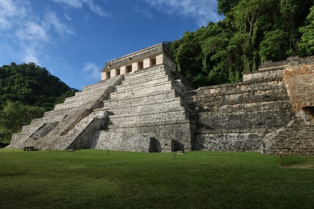 Fu un vulcano a decretare la fine dei Maya?
