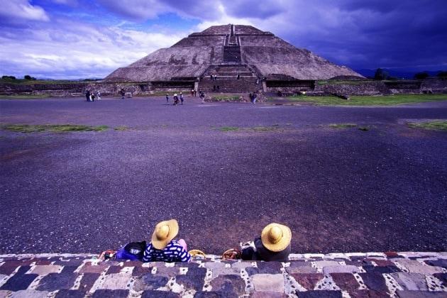 I carnivori prigionieri delle piramidi di Teotihuacan