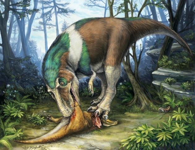 Il morso del T-rex