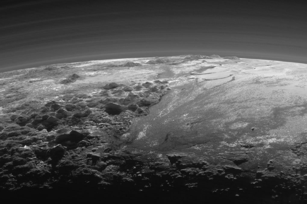I nuovi spettacolari panorami di Plutone
