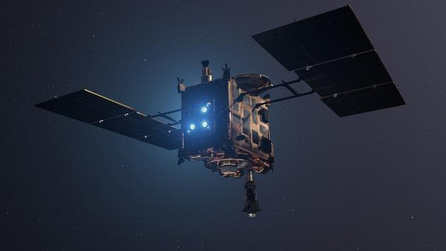 Hayabusa 2: scelti i luoghi di atterraggio su Ryugu