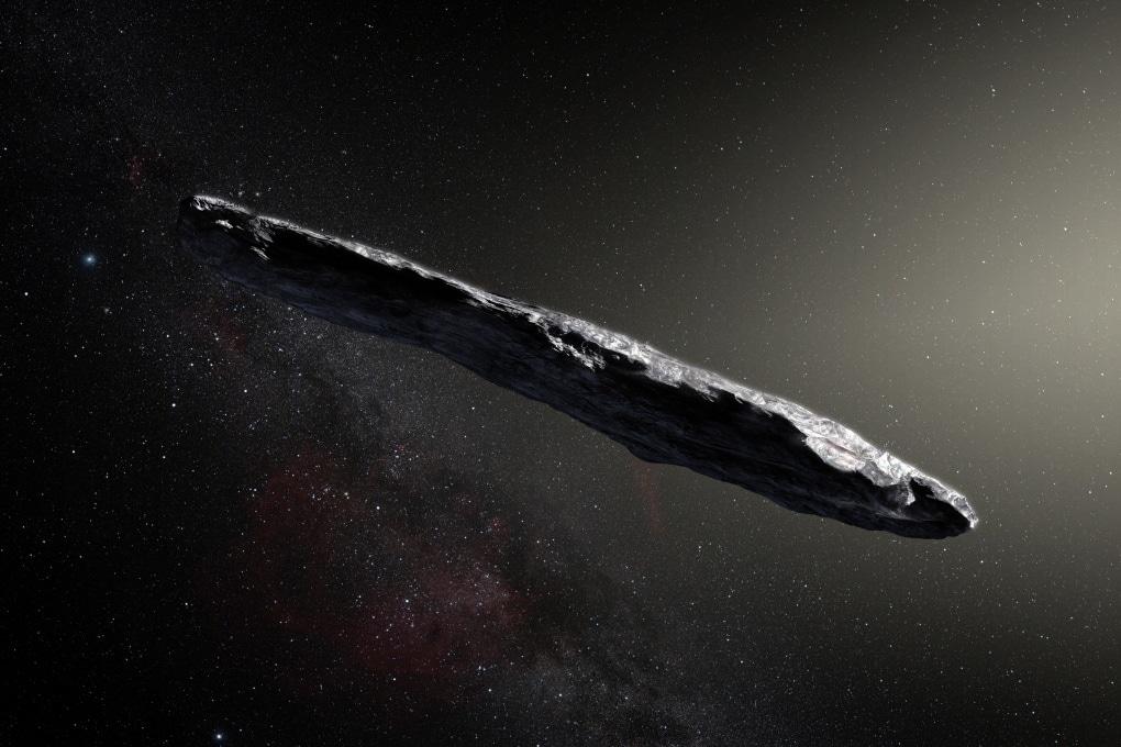 Oumuamua non è una nave aliena, ma riserva molte sorprese