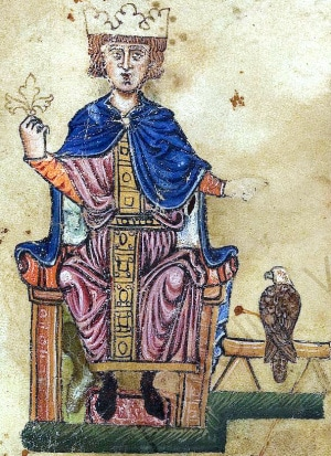 Federico II, medioevo