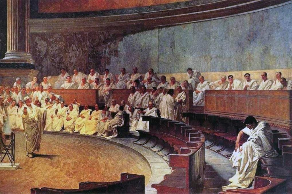 Gli insulti politici nell'antica Roma