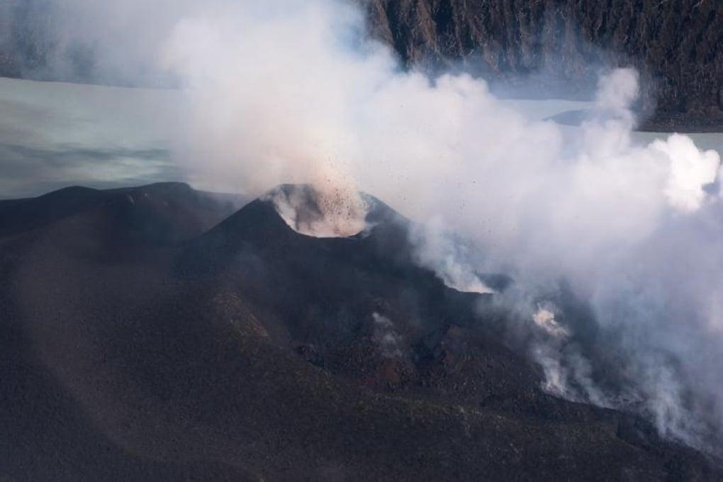 Diecimila sfollati (per sempre) per l'eruzione alle Vanuatu
