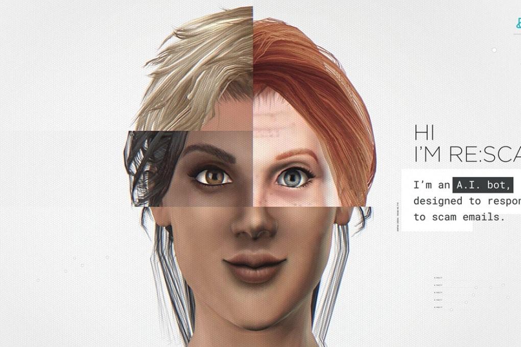 Intelligenza artificiale, e spiritosa, contro i truffatori online
