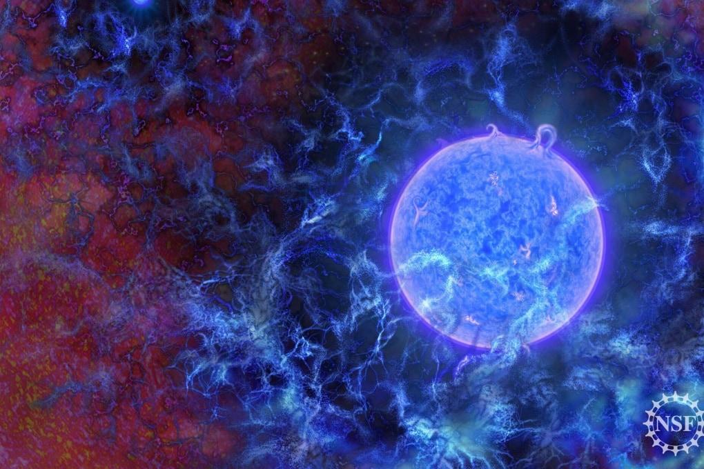 Uno studio durato dieci anni fissa la data di nascita delle prime, violentissime stelle
