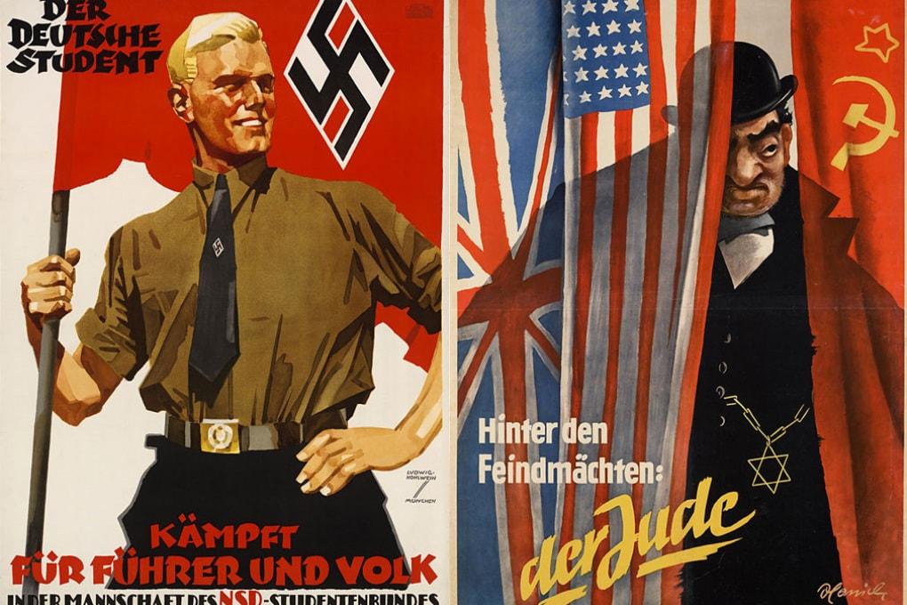 Nazisti, maestri di fake news