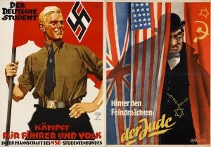 Hitler discorsi, propaganda