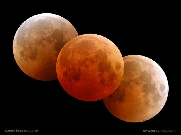 L'eclissi di Luna più lunga del secolo