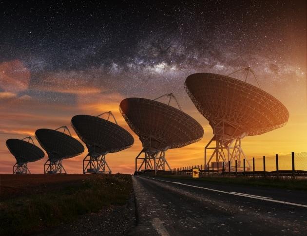 Se ricevessimo un messaggio alieno, dovremmo trattarlo come spam?