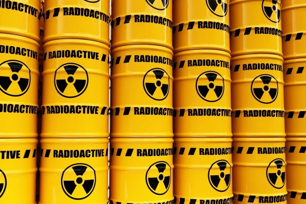 Materiale radioattivo: ora lo si può