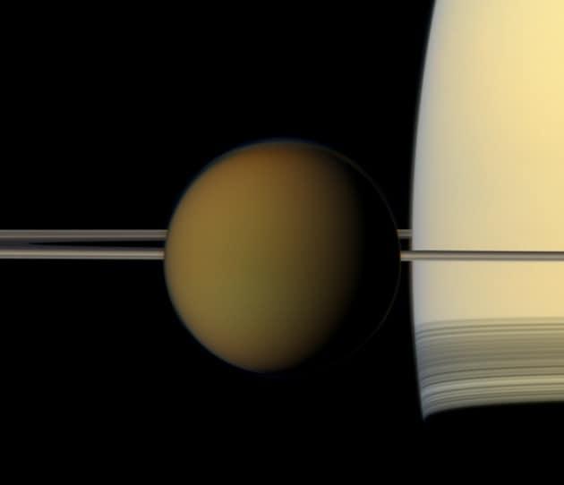 Cassini e la nuvola impossibile su Titano