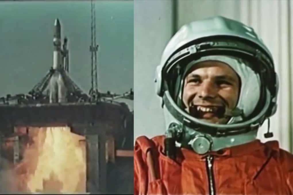 L'impresa di Jurij Gagarin in pillole