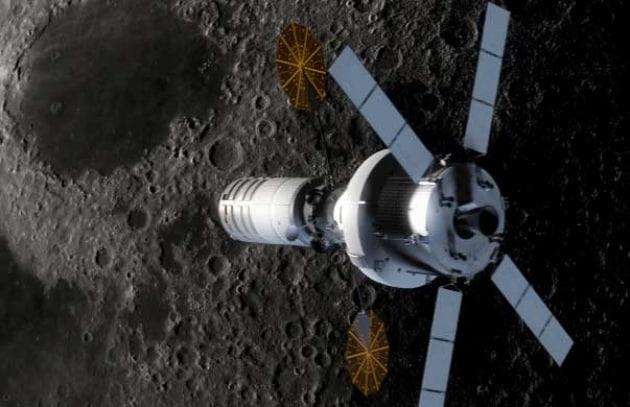Con l'attracco della Dragon sulla ISS, un nuovo passo per la Nasa verso la Luna